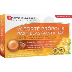 FORTE PROPOLIS 24 PASTILLAS MIEL