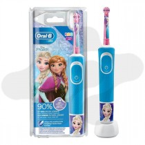 CEPILLO DENTAL ELECTRICO INFANTIL ORAL-B STAGES FROZEN +3AÑOS SUAVE