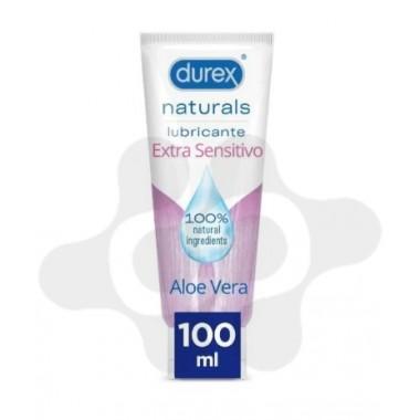 DUREX NATURALS INTIMATE GEL EXTRA SUAVE 100 ML