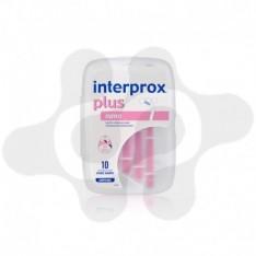 CEPILLO ESPACIO INTERPROXIMAL INTERPROX PLUS 2G NANO 10 U