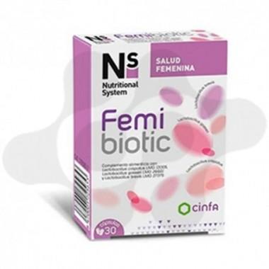 NS FEMIBIOTIC 30 CAPS
