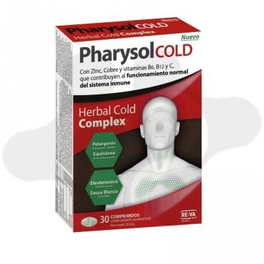 PHARYSOLCOLD 30 COMPRIMIDOS