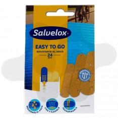 SALVELOX EASY TO GO APOSITO ADHESIVO RESISTENTE AL AGUA 24 U