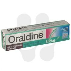 ORALDINE ENCIAS PASTA DENTAL 1 TUBO 125 ml SABOR MENTA