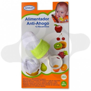 ALIMENTADOR ANTIAHOGO INFANTIL