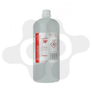 ALCOHOL 70º BETAFAR 1 FRASCO 1000 ml