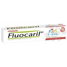 FLUOCARIL KIDS 0-6 AÑOS 1 ENVASE 50 ml SABOR FRESA